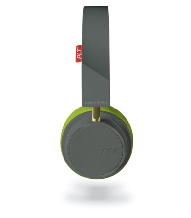 Plantronics BackBeat 500 HEADSET,GREY/GREEN,WW