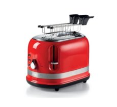 Ariete Toster  Moderna Collection czerwony 149/00