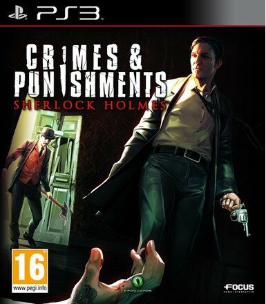 CD Projekt Sherlock Holmes: Crimes and Punishments PS3 ENG
