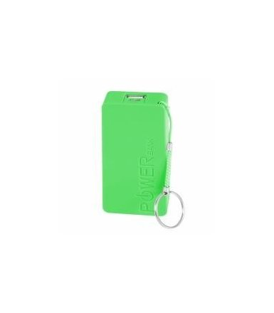 Global Technology POWER BANK FUN 5600 mAh ZIELONY