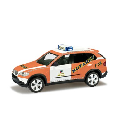 HERPA BMW X5 Emergency Doctor Kempen