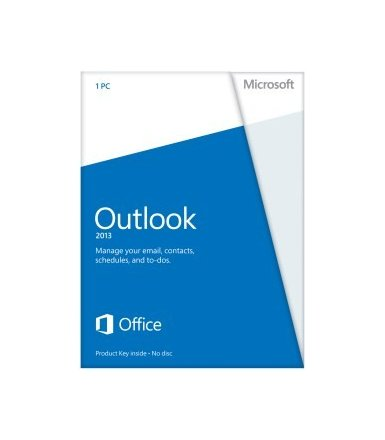 Microsoft Outlook 2013 PL 32-bit/x64 Medialess 543-05816