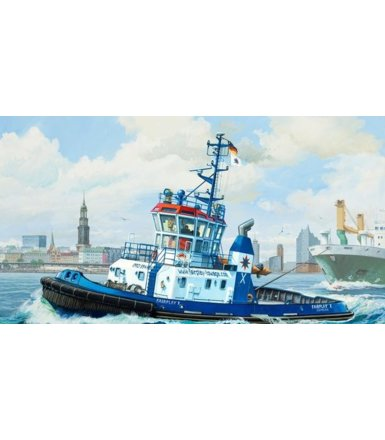 Harbour Tug Boat Fairplay I,III,X