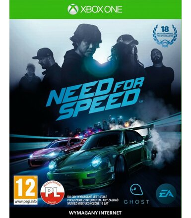 EA Need for Speed Xbox One PL