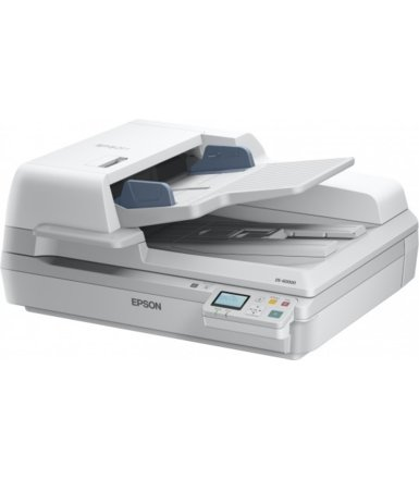 Epson Skaner płaski WorkForce DS-60000N A3 FB/ADF-200str/LAN/40ppm