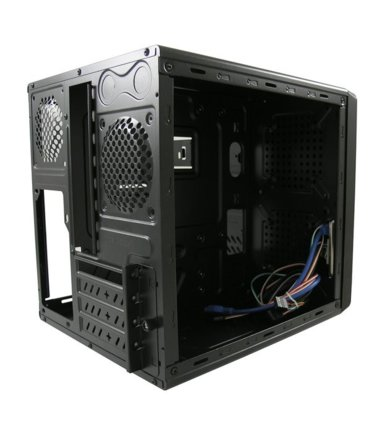 LC-POWER OBUDOWA CASE-2008MB CUBE 1 X USB 3.0, 1 X USB 2.0