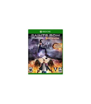 Cenega Saints Row IV: Re-Elected + Gat Out of Hell First Edition Xbox One