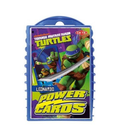 Power Cards Turtles 1