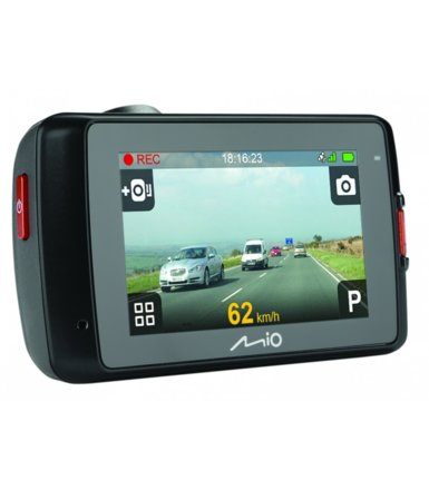 MIO MiVue 638 Touch 1080p DashCam