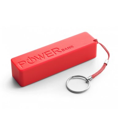 Esperanza EXTREME POWER BANK QUARK 2000mAh CZERWONY