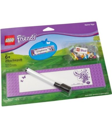 Lego Friends Name Sing