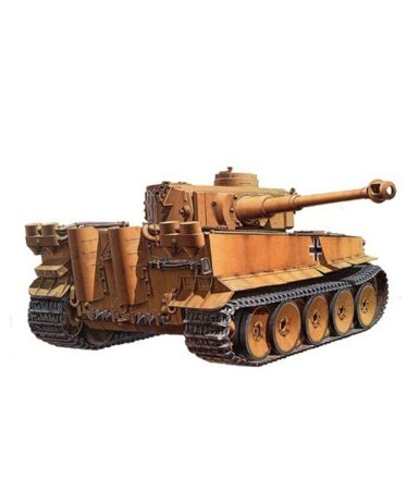 German Tiger I Initial Production