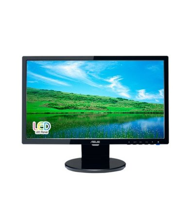 "Asus 19"" LED wide 5ms 1000:1 D-sub głośnik VE198S"