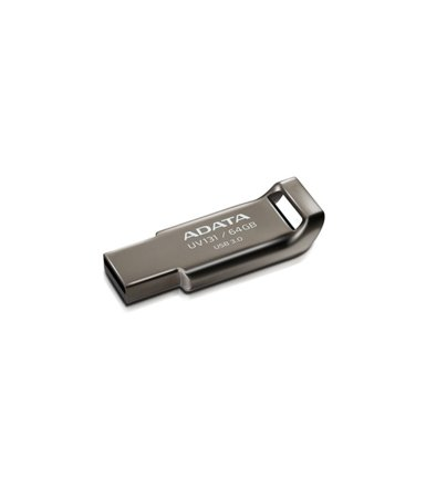 Adata DashDrive UV131 64GB USB3.0 Grey Aluminium