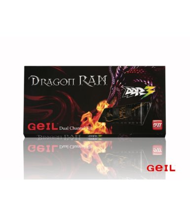 GeIL DDR3 Black Dragon  8GB/1333 (2*4GB) CL9-9-9-24
