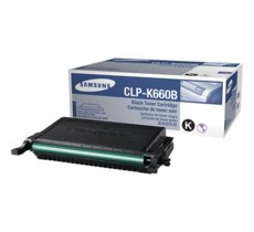 HP Inc. Samsung CLP-K660B H-Yield Black Toner