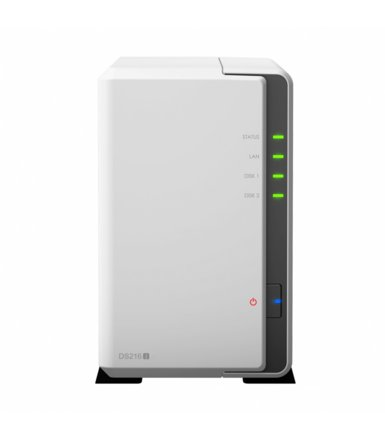 Synology DS216j  2x0HDD