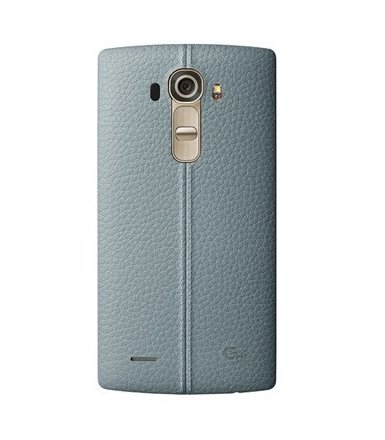 LG Electronics Leather batterycover CPR-110.AGEUBL do G4
