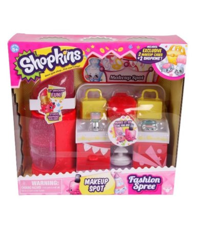 SHOPKINS Make Up, zestaw S3