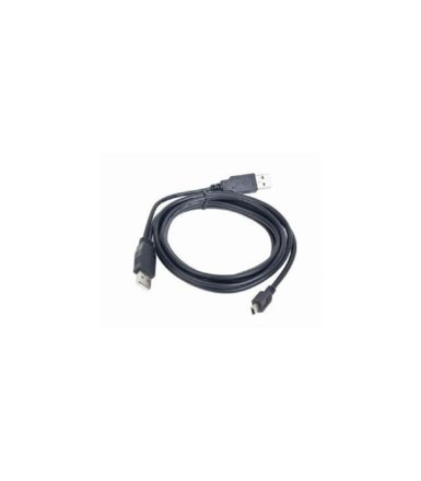 Gembird Kabel USB 2.0 AMX2- AM5P 0.9M
