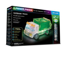 12 in 1 Garbage Truck
