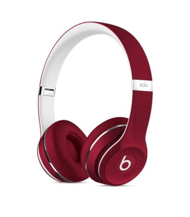 Apple Beats Solo2 On-Ear Luxe Red            ML9G2ZM/A