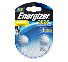 Energizer Bateria Ultimate Lithium CR2025/2 szt.