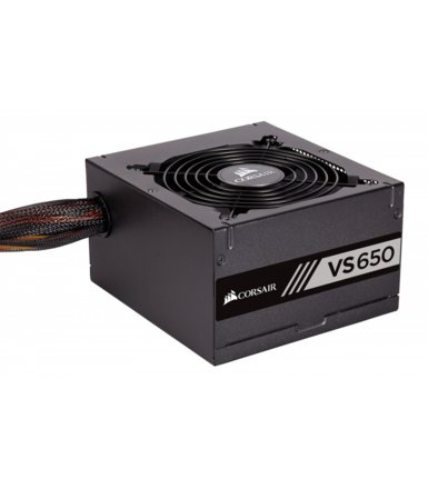 Corsair Zasilacz VS Series 650W 80PULS 120mm Bulk
