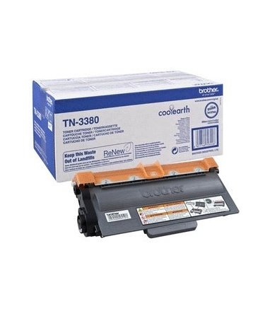 Brother Toner TN3380 Czarny 8k do DCP8110/MFC85x0/HL54x0