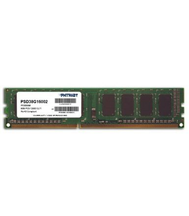Patriot DDR3 8GB Signature 1600MHz CL11
