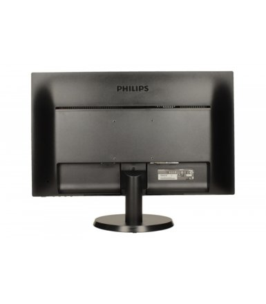 Philips 23.6'' 243V5LSB LED DVI Czarny