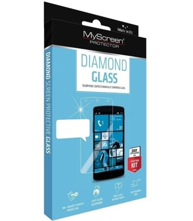 Diamond MyScreen Protector Szkło do SONY Xperia E5