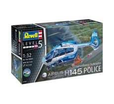 Helikopter 1/32 h145 Police