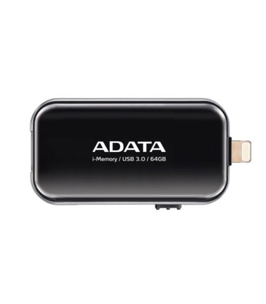 Adata Dashdrive I-memory UE710 64 GB black USB3.0 + Lightning
