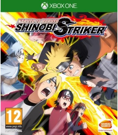 Cenega Gra Xbox ONE Naruto to Boruto: Shinobi Striker