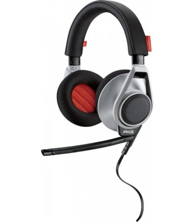 Plantronics Gamecom RIG 7.1 z mikserem PC/MAC Xbox, PS3, biale