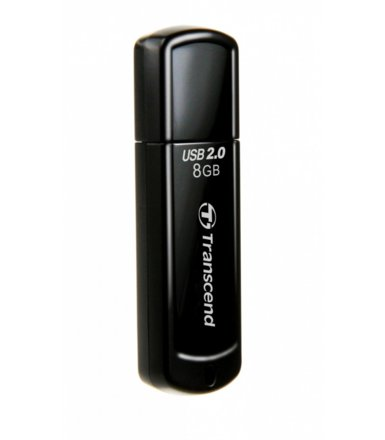 Transcend JETFLASH 350  8GB USB2.0 BLACK