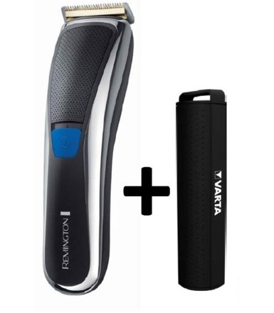 Remington Maszynka do włosów Precision Cut HC5700GP + Power Bank