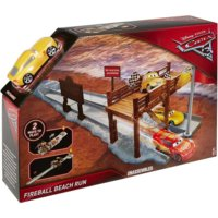 CARS 3 Zestaw Fireball Beach