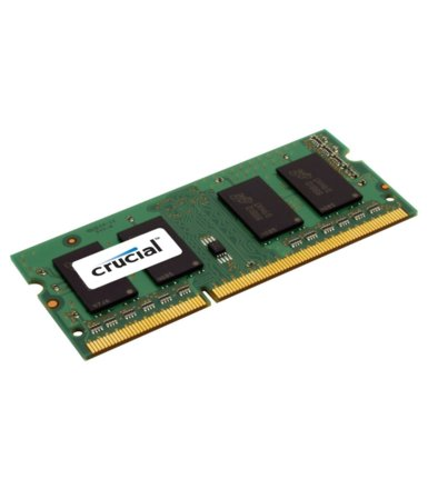Crucial DDR3 SODIMM 4GB/1866 CL13 Low Voltage