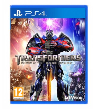 Activision Transformers Rise of the Dark Spark PS4 ENG