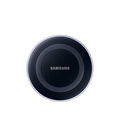 Samsung S Charger pad round Black
