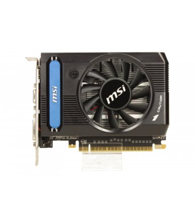 MSI GeForce CUDA GTX650Ti 2GB DDR5 PCI-E 128BIT  DVI/HDMI BOX