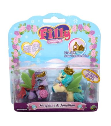 Filly Wedding, 2pack Josephin&Jonat