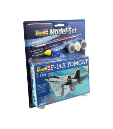 REVELL Model Set F-14 To mcat