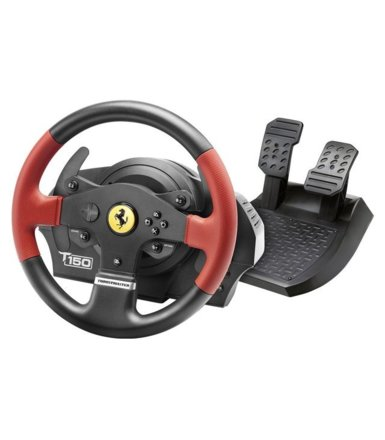 Thrustmaster Kierownica T150 Racing Wheel Ferrari Edition Officially Licensed PS4