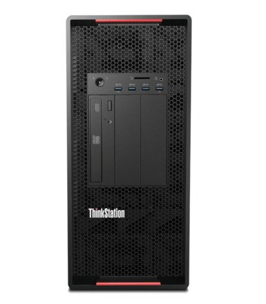 Lenovo ThinkStation P900 Tower Workstation 30A5000EPB Win7Pro & Win8.1Pro 2x E5-2620 v3/8GB/1TB SSHD 8GB/No Graphics Card/DVD/To