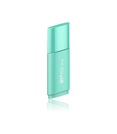 Silicon Power ULTIMA U06 16GB USB 2.0 Aqua Blue