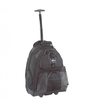 Targus Sport 15-15.6'' Rolling Laptop Backpack - Black