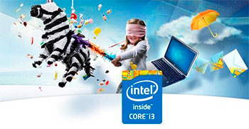 Procesor Intel Core i3-5005U (2 GHz)